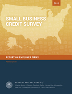 2016 Small Business Credit Survey: Report on Employer Firms