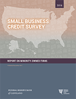 2016 Small Business Credit Survey: Report on Minority-owned Firms