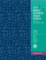 2015 Small Business Credit Survey Report on Nonemployer Firms