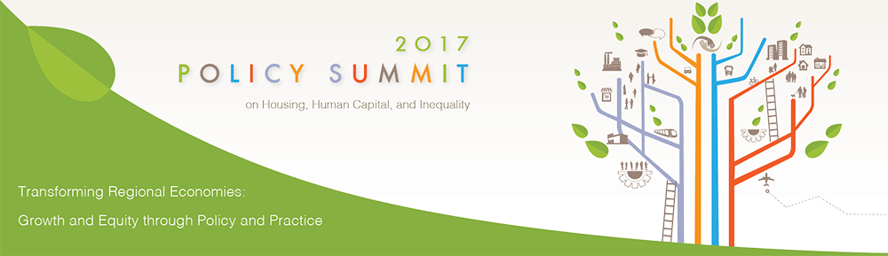 2017 Policy Summit on Housing, Human Capital, and Inequality