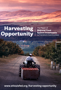 Food for thought: New book explores investing in regional systems