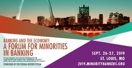 A forum for minorities in banking