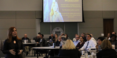 All eyes on cybersecurity: event highlights threats, defense practices