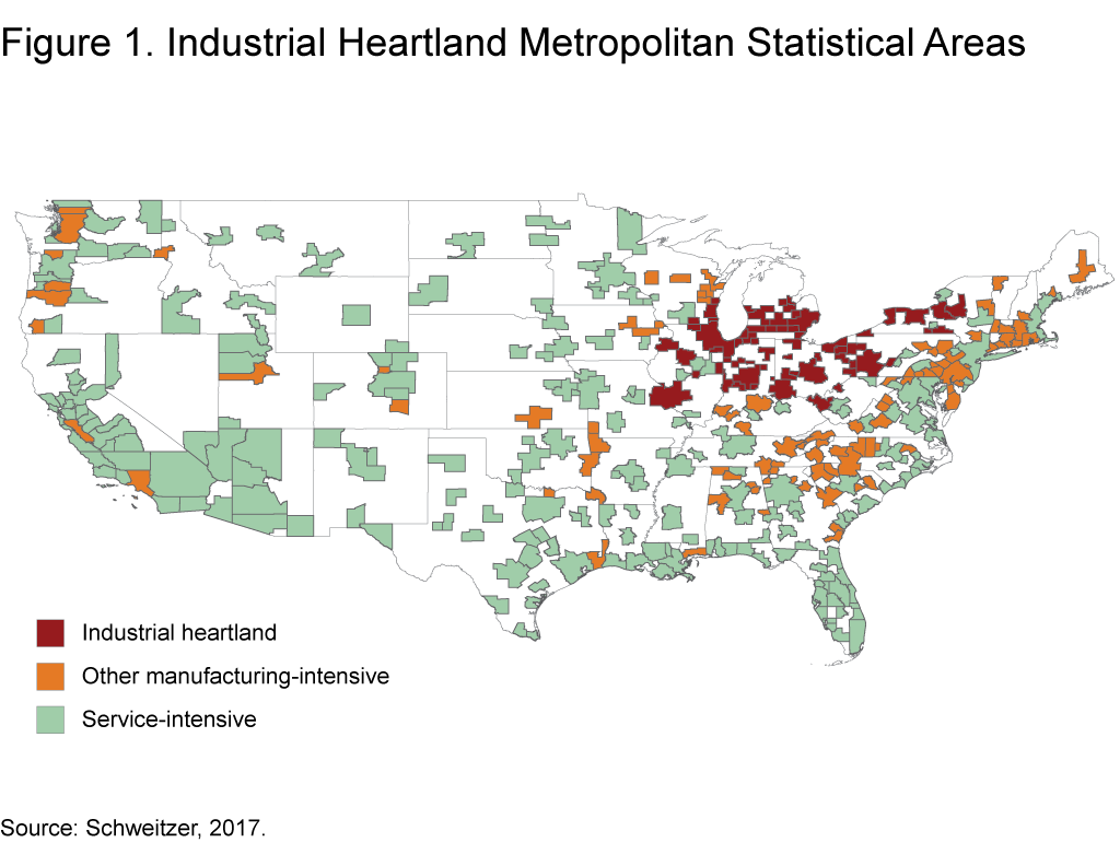 the industrial heartland megalopolis essay Heartland has received more than $1 million from exxonmobil together with foundations linked to the koch brothers and richard mellon scaife (possibly much more, but the think tank has stopped.