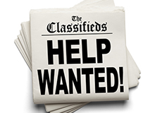 Help wanted headlines