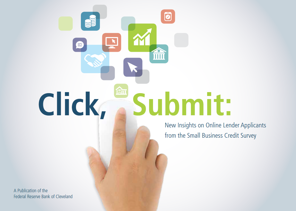 Click, Submit: New Insights on Online Lender Applicants from the Small Business Credit Survey