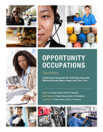 Opportunity Occupations Revisited: Exploring Employment for Sub-Baccalaureate Workers Across Metro Areas and Over Time