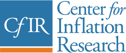 Center for Inflation Research logo