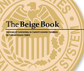Read the full Beige Book on the Federal Reserve Board of Governors' website.