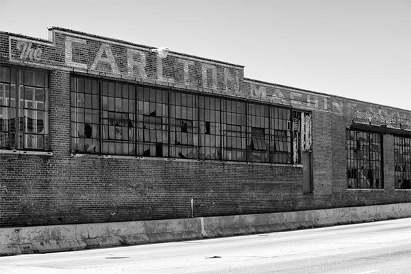 "The Carlton Machine Tool Company, once headquartered in Cincinnati, now lives on as the ""Carlton"" brand in tools such as radial drills and drill presses provided by Lucas Precision, a Cleveland machine-tool producer now owned by Fermat, a Czech firm."