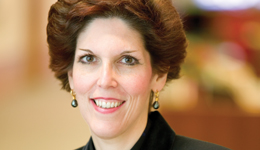 Loretta J. Mester, President and Chief Executive Officer