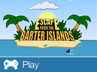 Escape from the Barter Islands